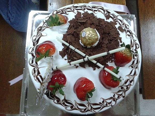 2013-7~9慶生蛋糕