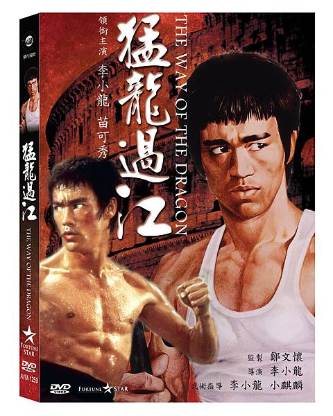 猛龍過江DVD