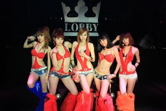 Lobby性感夜店妹044