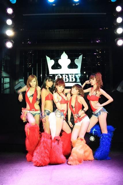 Lobby性感夜店妹107