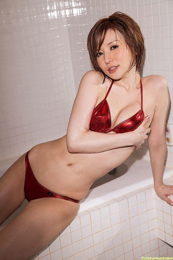 里美尤莉雅Satomi Yuria-021