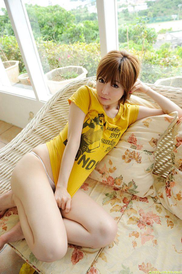 里美尤莉雅Satomi Yuria-096