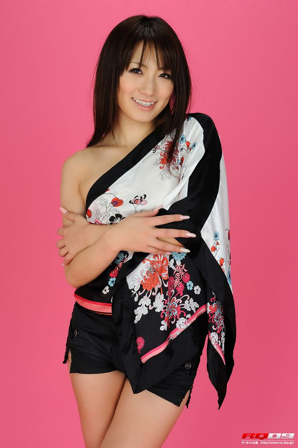 Saki Kouzai(香西咲)011