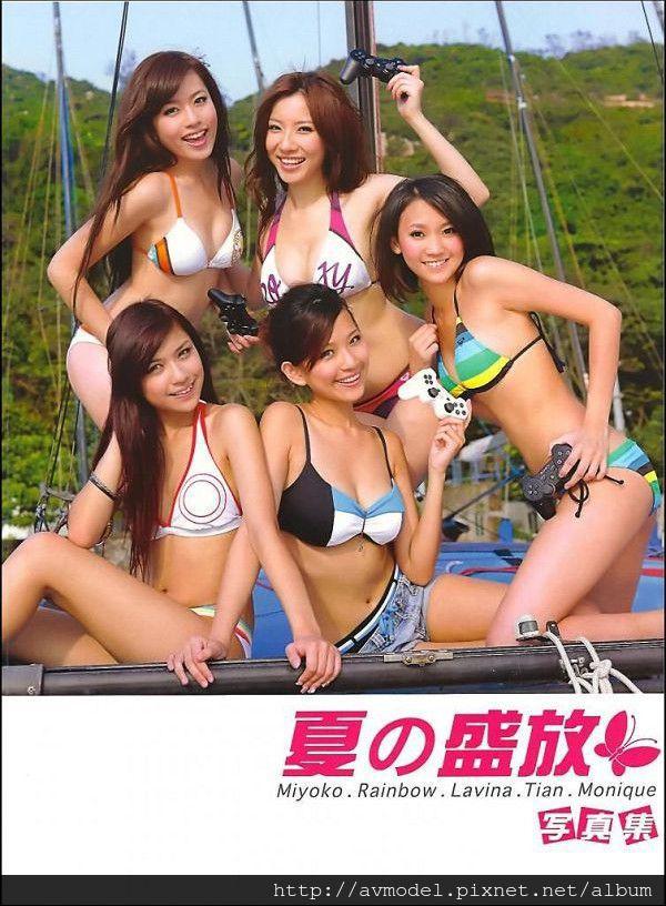 夏之盛放寫真集-001