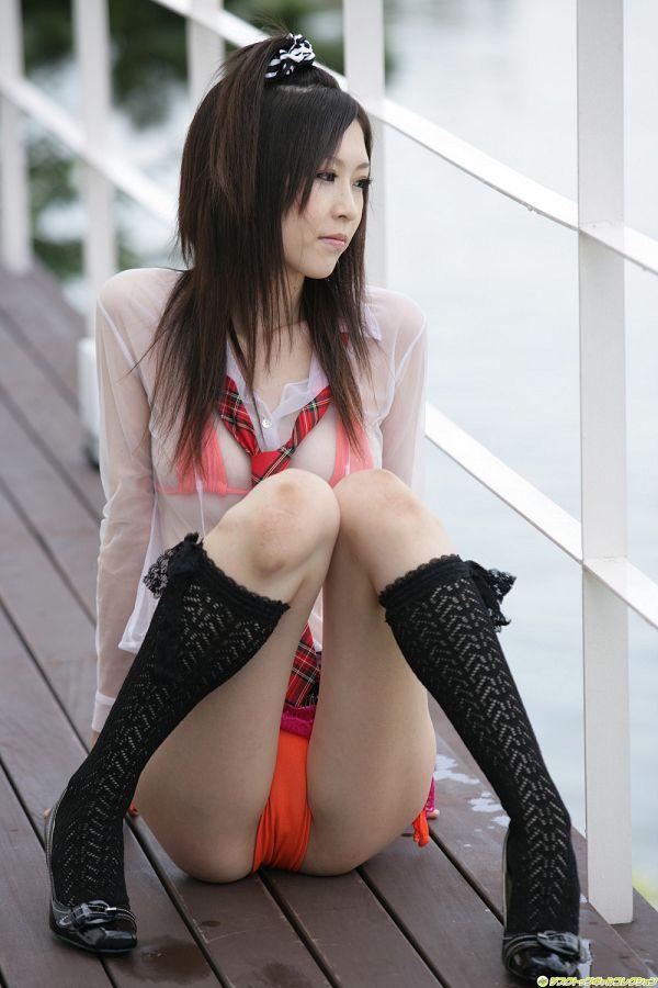 Kotone Amamiya 雨宮琴音 -135