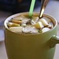 栗子咖啡 水果茶