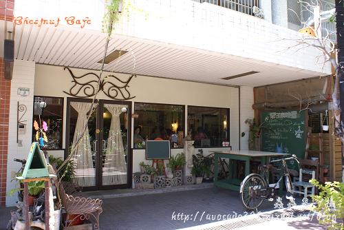 栗子咖啡 門面