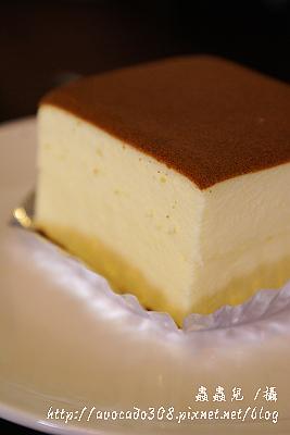 舒芙里 細雪蛋糕