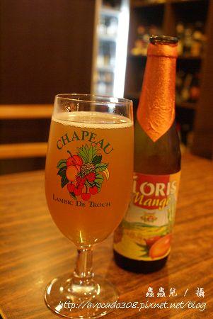 邊疆 比利時芒果啤酒