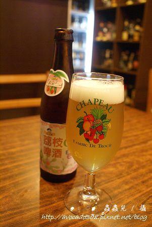 邊疆 北台灣荔枝啤酒