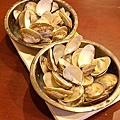 邊疆 鹽烤活蛤