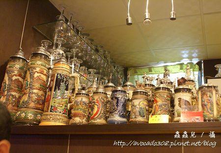 邊疆 德國啤酒杯