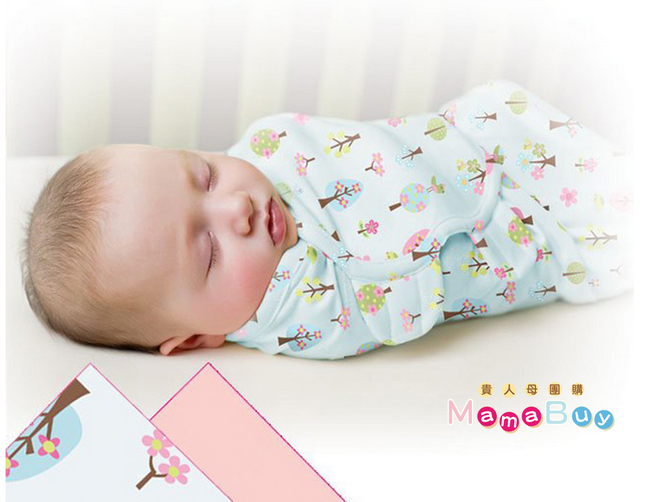 SUMMER 嬰兒包巾01