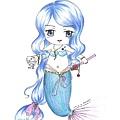20110613 Q little mermaid.jpg