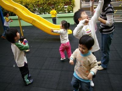 At the playground(k1)