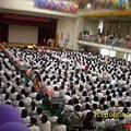全校畢業生1000多人