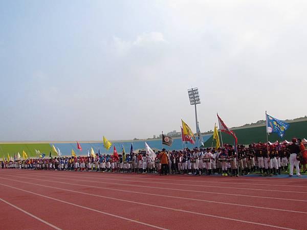 20150912卦山盃開幕