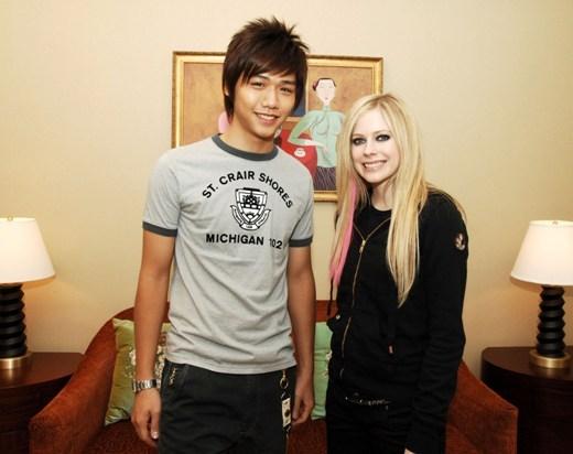 Avril + Evan