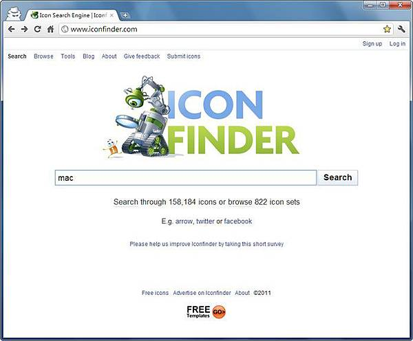 icon finder數十萬的icon小圖示任你下載-1
