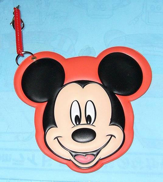 迪士尼-票夾正面
