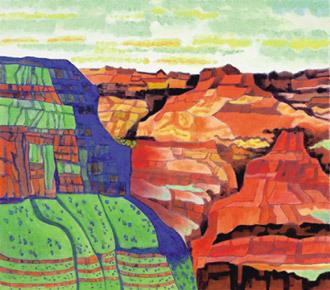 《大峽谷風雲(一)》