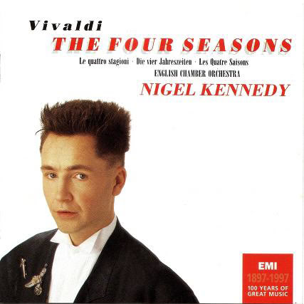 Nigel Kennedy The Four Seasons by Vivaldy