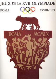 1960 義大利 羅馬