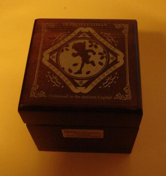 迷宮的十字路-限定音樂盒