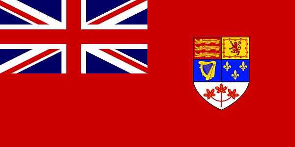 加拿大舊國旗
