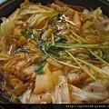 素食泡菜鍋