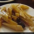 素食 涼拌竹筍