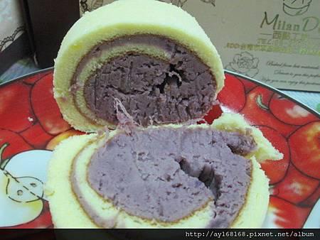 Milando地瓜捲心蛋糕吃.jpg