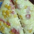 世唯焗烤白醬玉米火腿牽絲