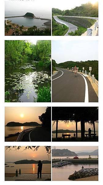 87-09不搭公車漫步看夕陽