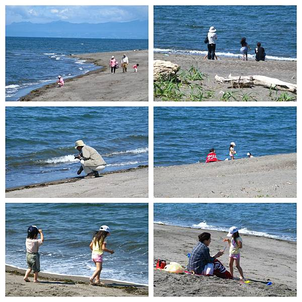 0702 12海邊戲水