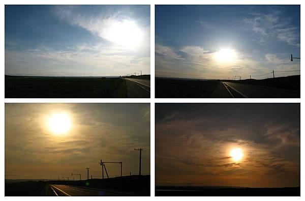 0702 26公路夕陽