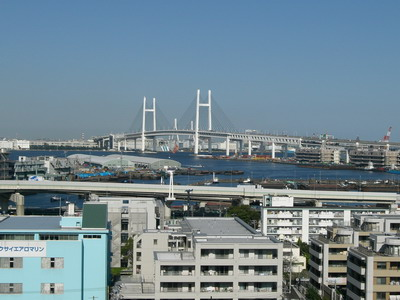 從公園展望台拍的橫濱一隅0208.JPG
