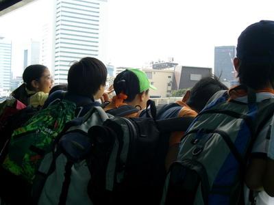 出來郊遊的小學生0209.JPG