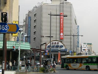 東武淺草站0209.JPG
