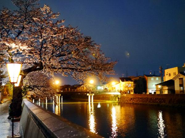 0412 夜晚的淺野川