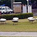 0407 大雨中的金澤21世紀美術館05