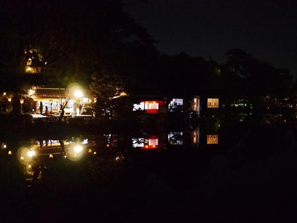 0408 兼六園夜櫻20