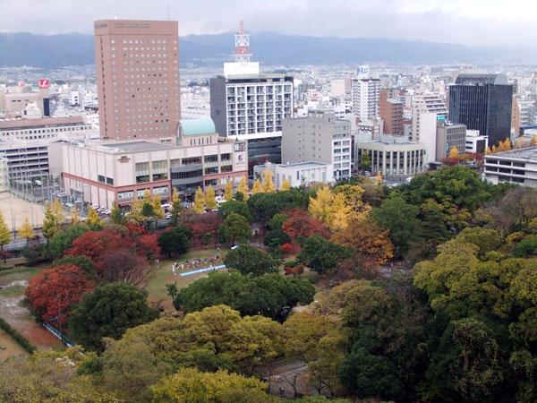 和歌山城10
