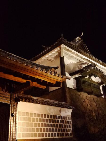 0408 金澤城公園夜櫻03
