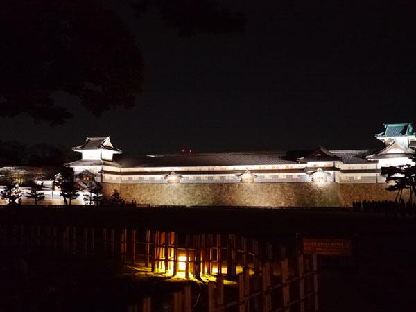 0408 金澤城公園夜櫻04