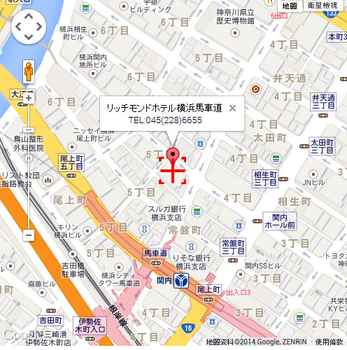 0612 飯店地圖