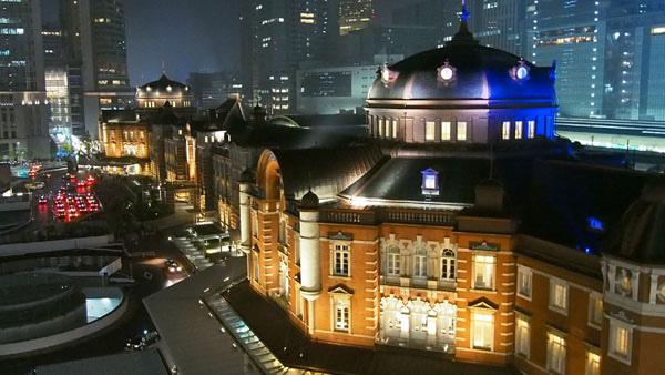 快寫 1129 東京車站.JPG