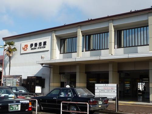 抵達伊勢市站.JPG