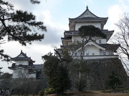 參觀伊賀上野城01.JPG