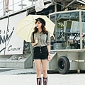 LANDFER雨鞋9粉紅泡泡 珂荷莉.jpg